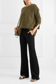 By Malene Birger Viala bouclé-knit sweater