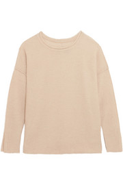 Viala wool and mohair-blend sweater