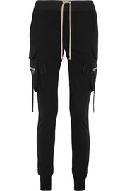Rick Owens Cotton tapered pants