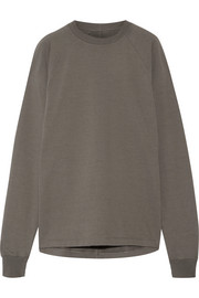 Rick Owens Cotton-jersey sweatshirt