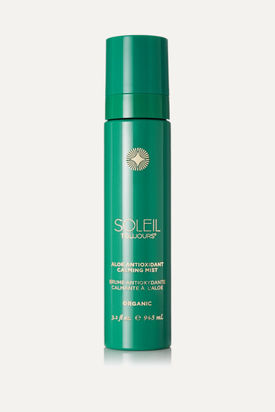 soleil toujours female soleil toujours organic aloe antioxidant calming mist 945ml one size