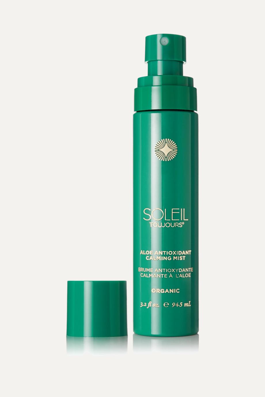 Soleil Toujours + NET SUSTAIN Organic Aloe Antioxidant Calming Mist, 94.5ml
