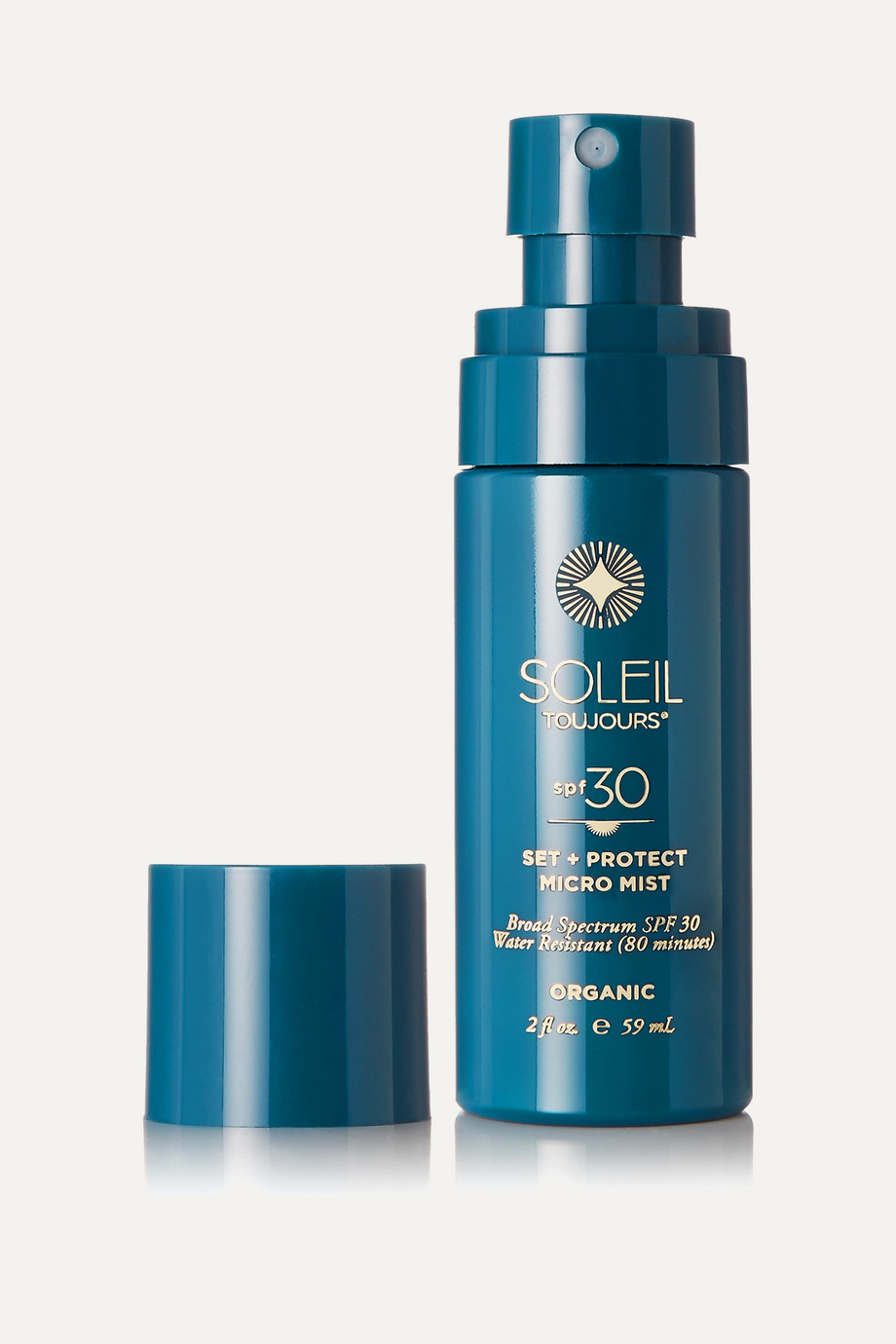 Soleil Toujours + NET SUSTAIN SPF30 Organic Set + Protect Micro Mist, 59ml