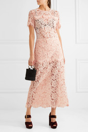 Duval corded lace maxi dress