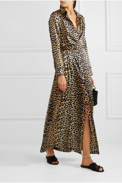 d81e8364c275 A variation on a traditional leopard with the addition of a smidge of red  on a black and white print. These dresses ...