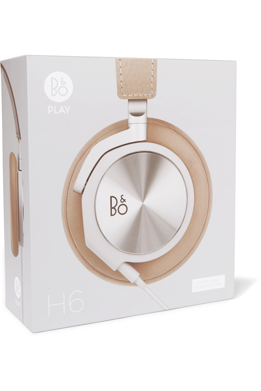 Bang & Olufsen H6 leather headphones