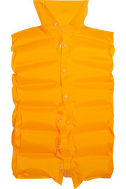 Balenciaga Inflatable quilted shell vest