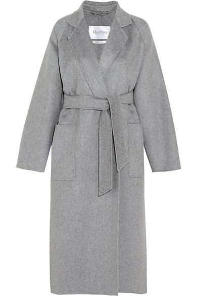 Max Mara   Marlo belted cashmere coat   NET-A-PORTER.COM