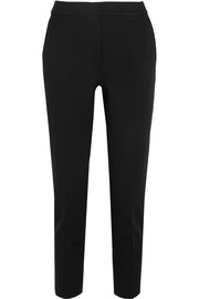 Max Mara Pegno jersey tapered pants
