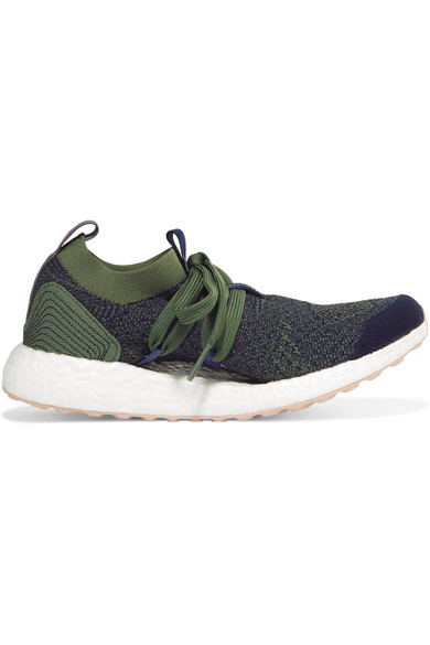 3e0ee784a adidas by Stella McCartney. + Parley for the Oceans UltraBOOST X Primeknit  sneakers