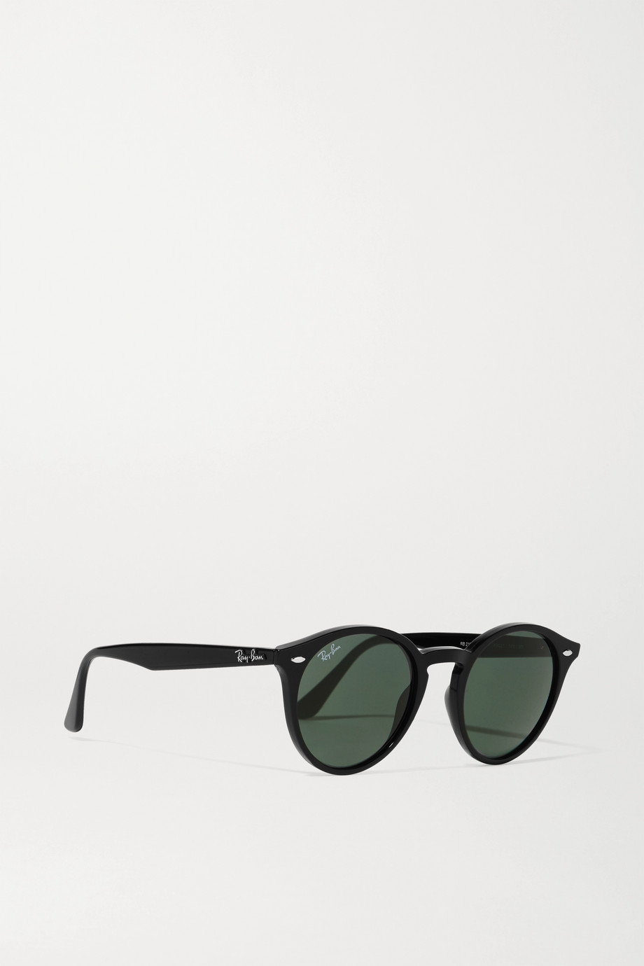 Ray-Ban Round-frame acetate sunglasses