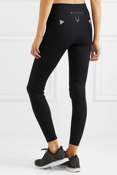 Lucas Hugh Core Performance Stretch-Leggings