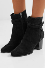Jimmy Choo Suede 65 ankle boots