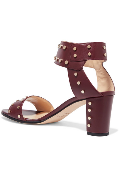 Sandales à talons en cuir clouté Veto 65. €750 €300-60%. Zoom