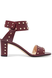 Jimmy Choo Veto studded leather sandals