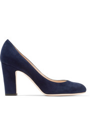 Jimmy Choo Billie suede pumps