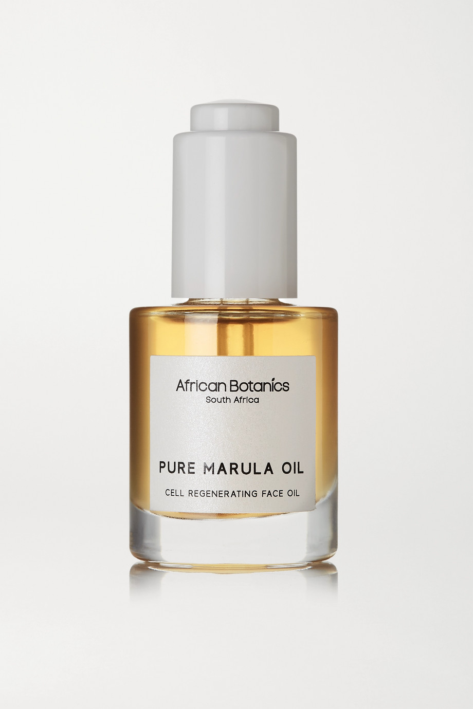 African Botanics Pure Marula Oil - Cell Regenerating Face Oil, 30ml