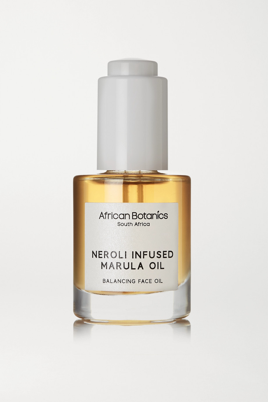 African Botanics Neroli Infused Marula Oil - Balancing Face Oil, 30ml