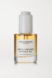 Neroli Infused Marula Oil - Balancing Face Oil, 30ml