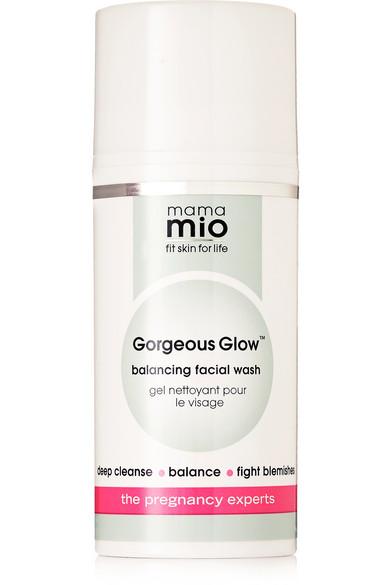 "Mio Skincare - Mama Mio Gorgeous Glowâ""¢ Balancing Facial Wash, 100ml - Colorless"
