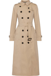 The Sandringham cotton-gabardine trench coat