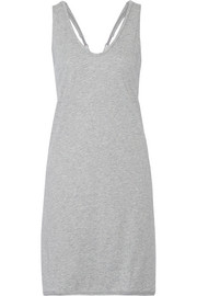 Pima cotton-jersey nightdress