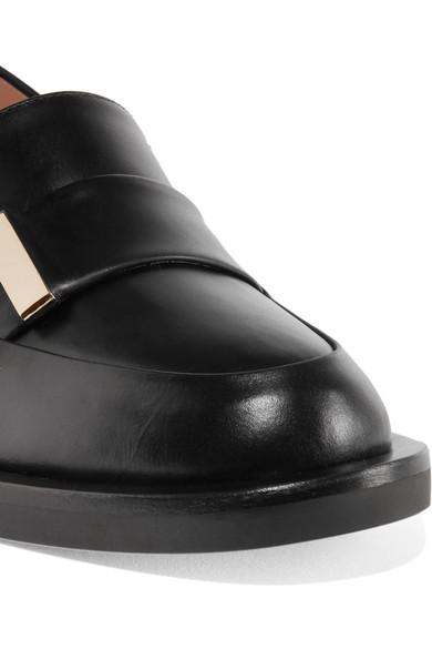 Nicholas Kirkwood Casati Loafers aus Leder mit Verzierungen Günstig Kaufen Classic Günstig Online vSmk14xig