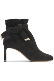 Nicholas Kirkwood Ziggy suede ankle boots