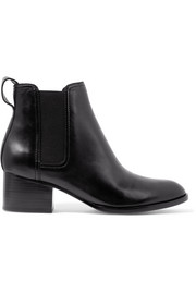 Walker leather chelsea boots