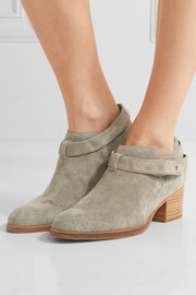 rag & bone Harley suede ankle boots