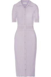Altuzarra Olivia ribbed stretch-knit dress