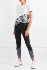 Climacool Train stretch-jersey leggings