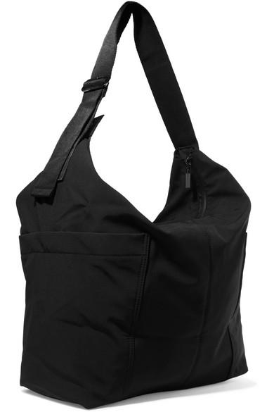 adidas by Stella McCartney   Shell gym bag   NET-A-PORTER.COM 4f93dc4a44