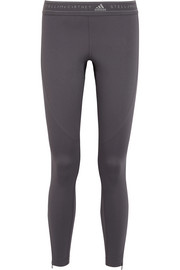 Adidas by Stella McCartney Climalite stretch-jersey leggings