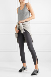 Climalite stretch-jersey leggings