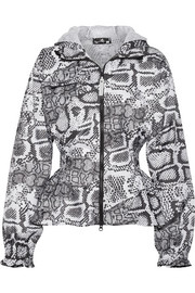 Climastorm printed shell jacket