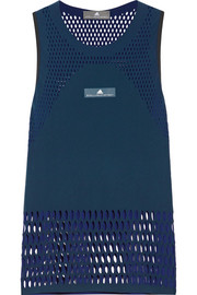 Adidas by Stella McCartney Climacool perforated stretch tank