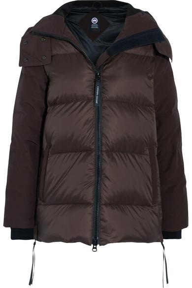 canada goose jacket net a porter