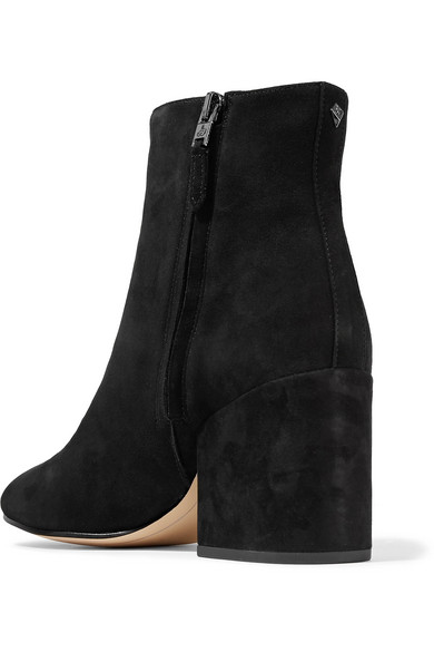 2ad99af6e4272 Sam Edelman. Taye suede ankle boots.  64. Zoom In