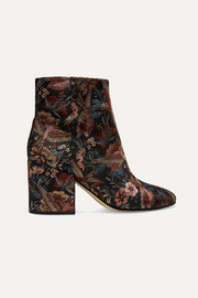 Taye jacquard ankle boots