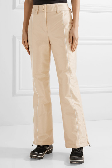 Fendi Skihose in Metallic-Optik Footlocker Günstiger Preis Websites Online 9eJua