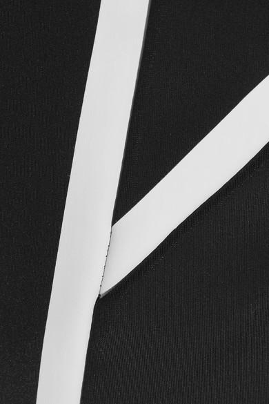 Fendi Roma Skihose mit Streifen