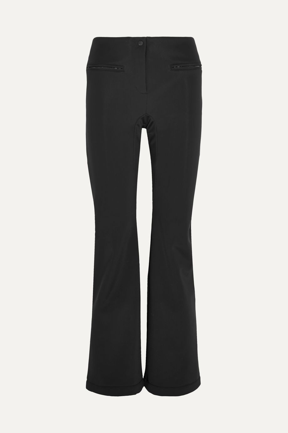 Fendi Roma striped ski pants