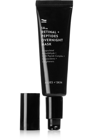 ALLIES OF SKIN 1A OVERNIGHT MASK, 50ML - COLORLESS