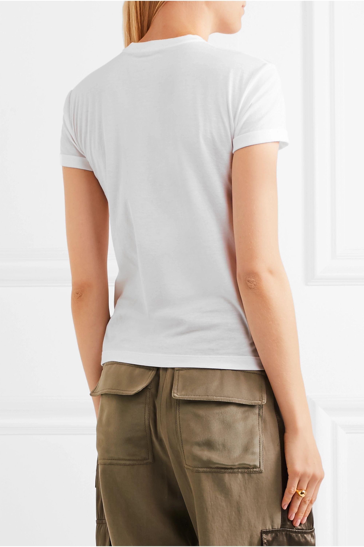 alexanderwang.t Cotton-jersey T-shirt