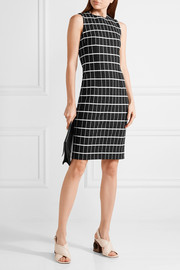 Narciso Rodriguez Printed stretch-cotton dress