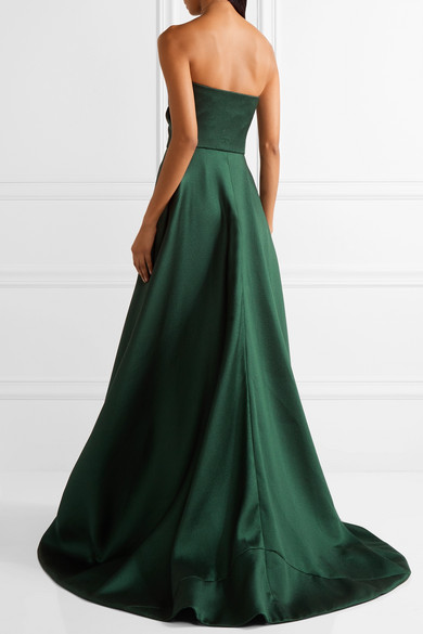 Jason Wu Strapless Faille Gown 1 998 Play
