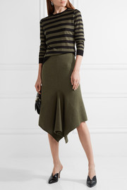 Jason Wu Striped silk sweater