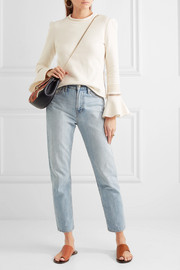 See by Chloé Cotton-jersey sweater