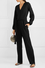 See by Chloé Crepe jumpsuit